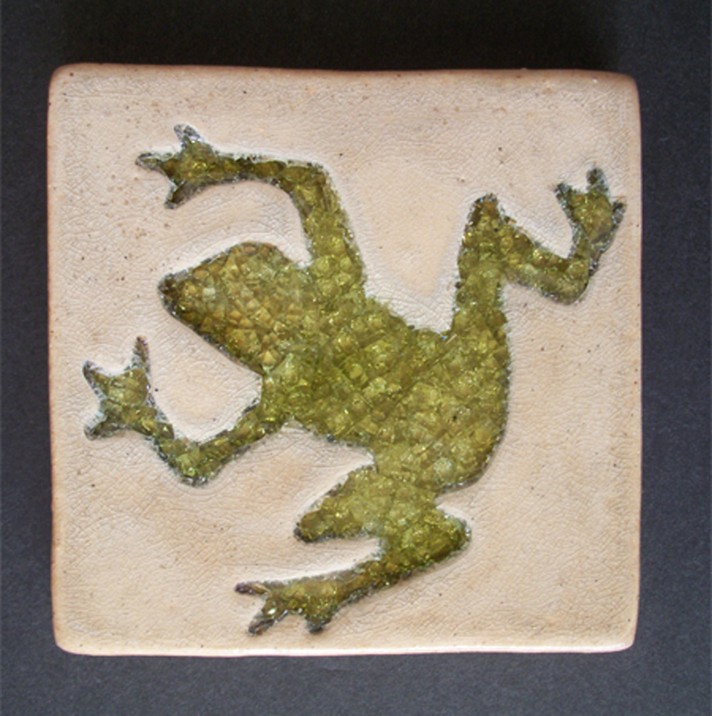 Frog Coasters - more colors available