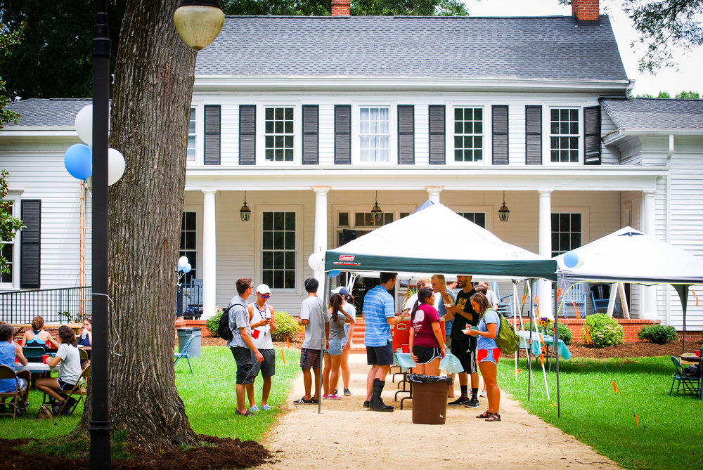 Move-In-Day Lunch 2016