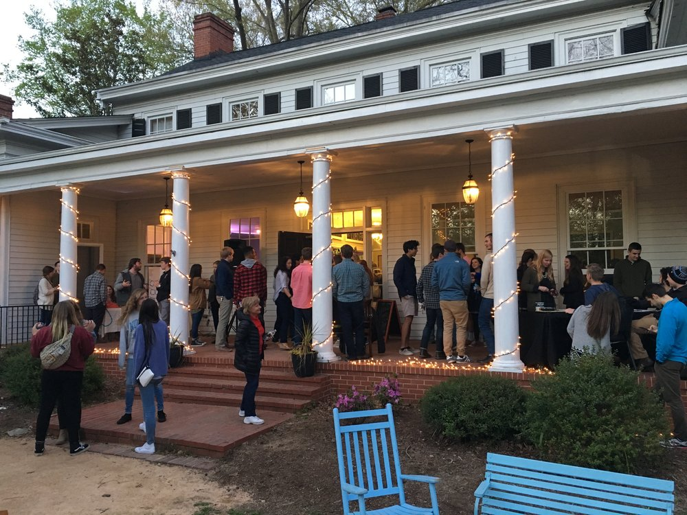 The UNC chapter of International Justice Mission hosted their annual benefit concert, Just Music, here for the first time. Complete with food trucks and a band from Nashville, the event was very successful.
