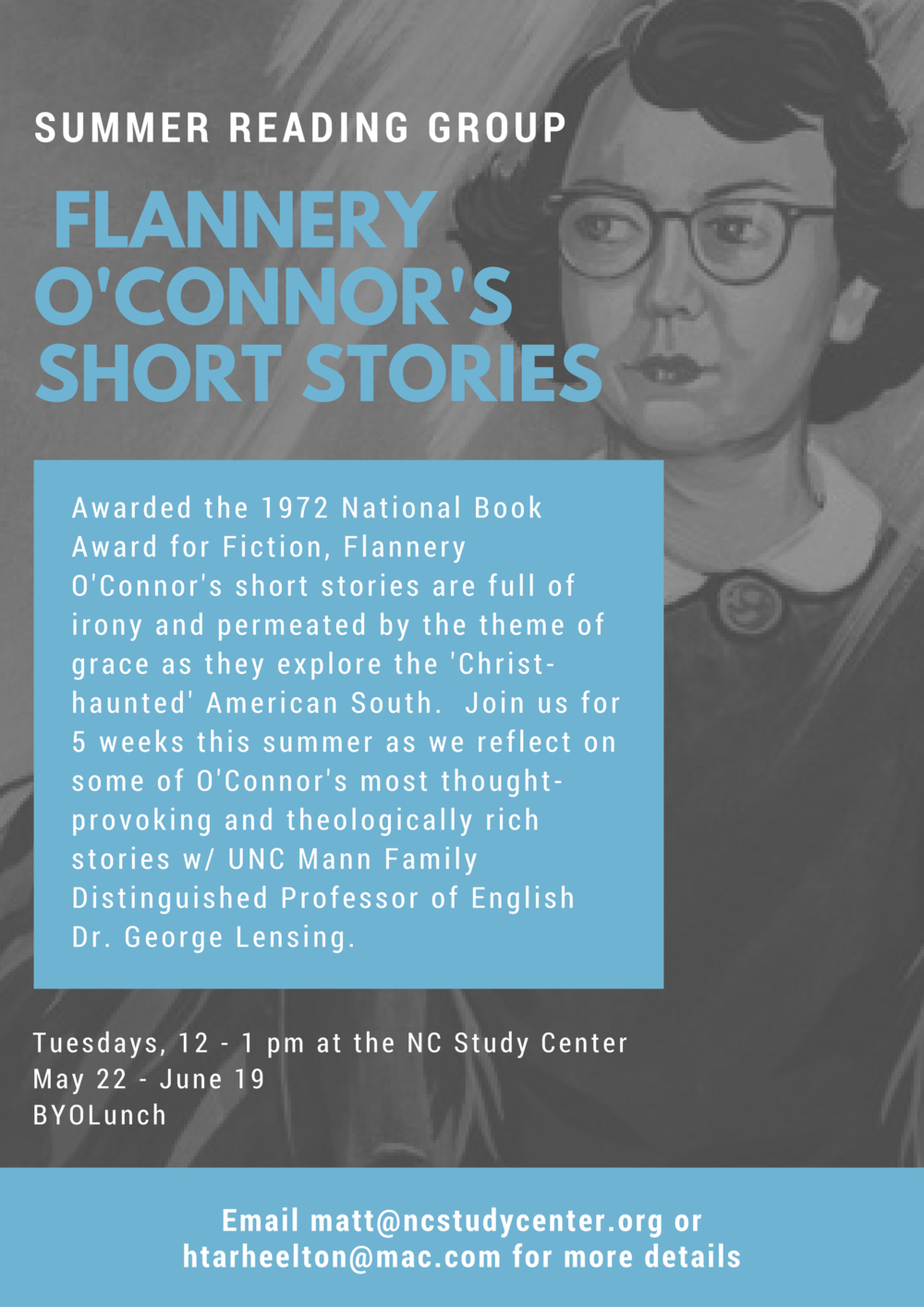 Flannery O'Connor Poster.png