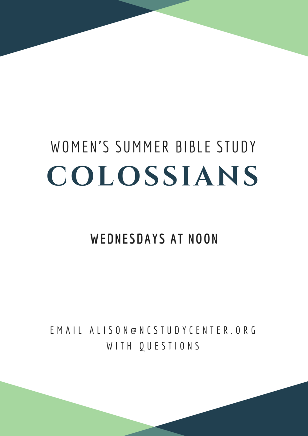 Women's Summer Bible StudY.png