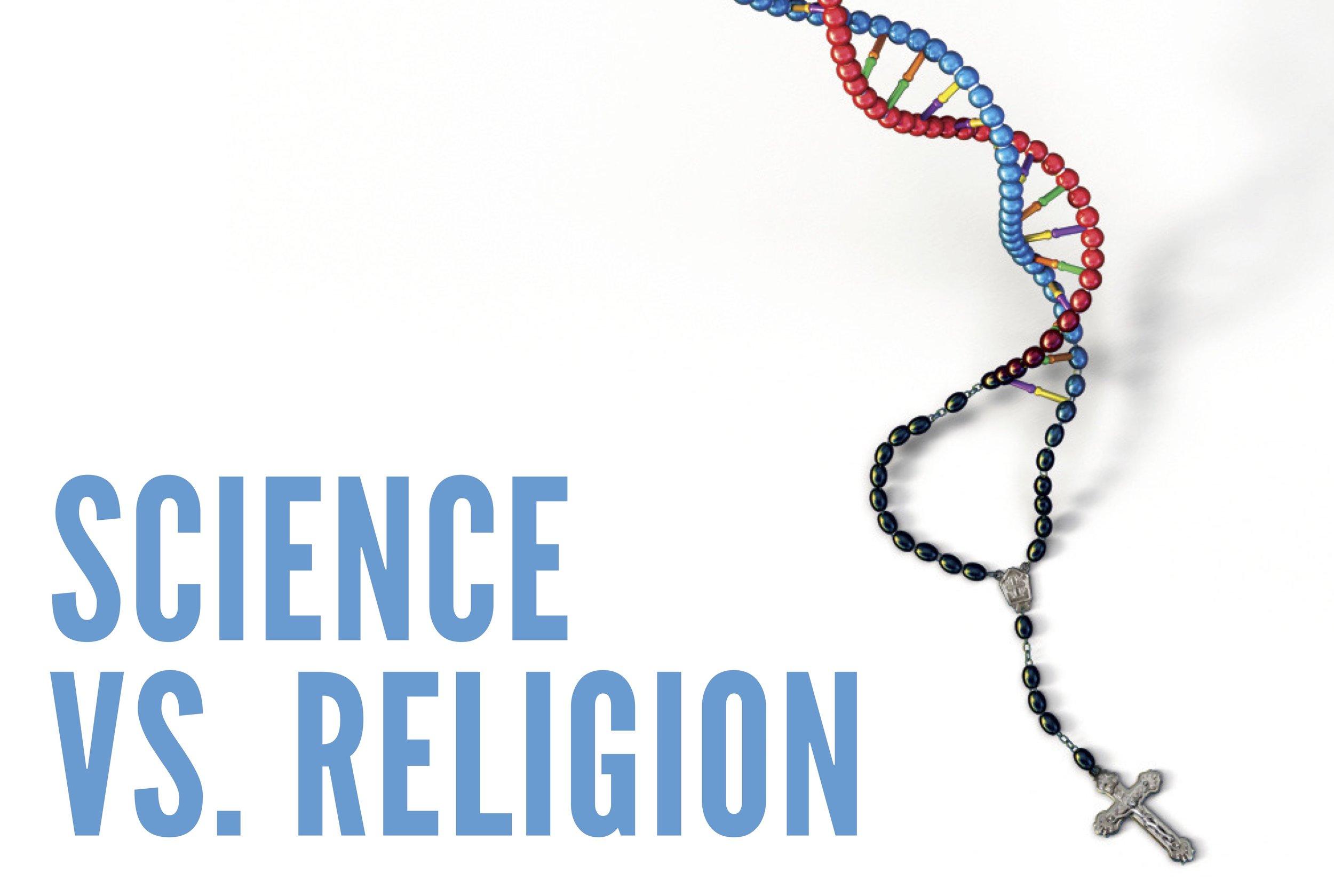 science vs religion