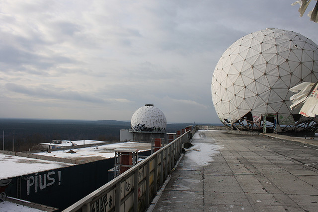 NSA listening post