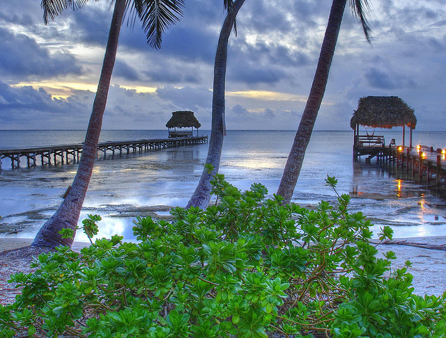 Ambergris Caye, Belize. Image CC Knowsphotos.