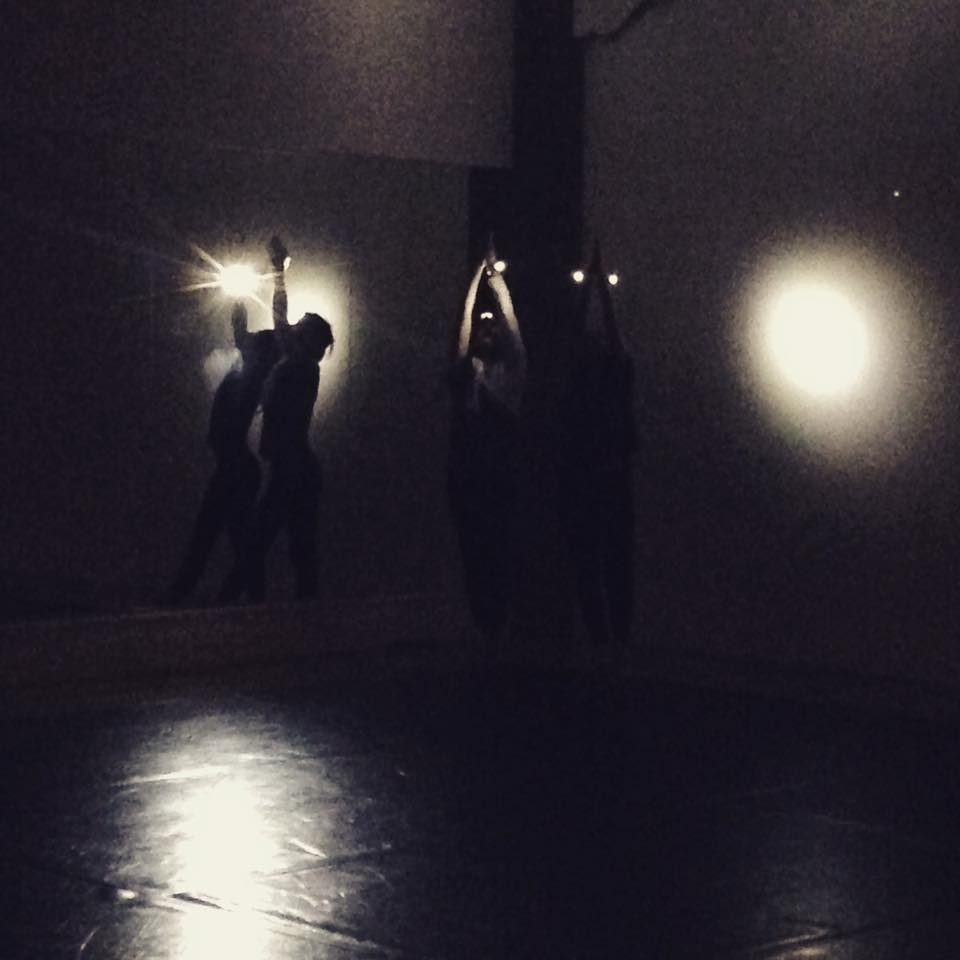 Then A Cunning Voice Showing at Gibney Dance, January 2015
