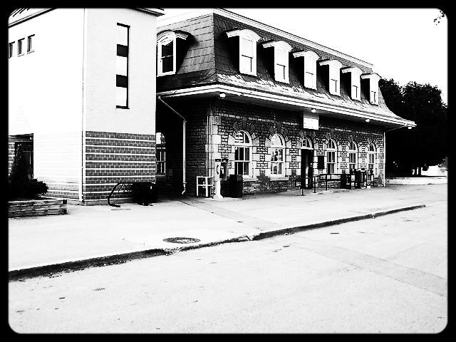 belleville train station