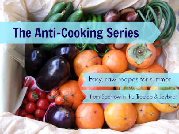 anti-cooking series logo