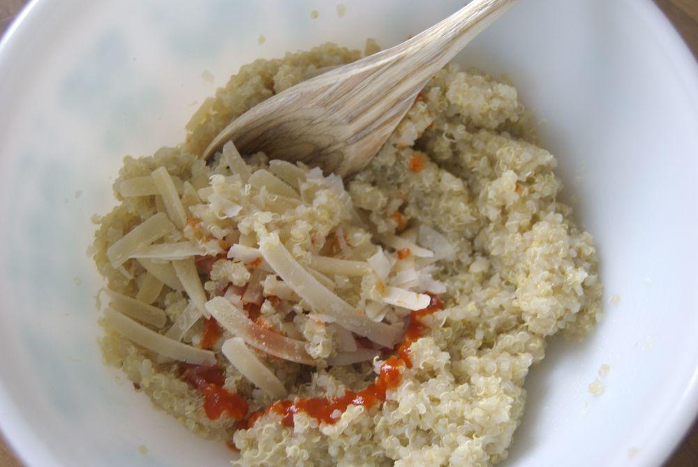 quinoa-crust