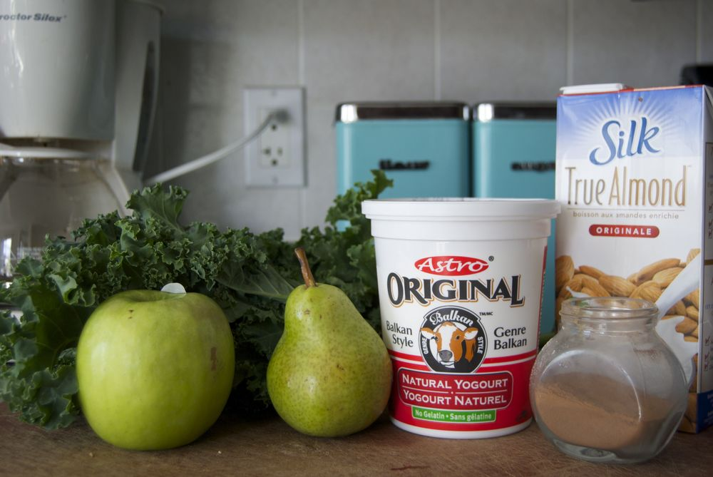 Apple-cinnamon-smoothie