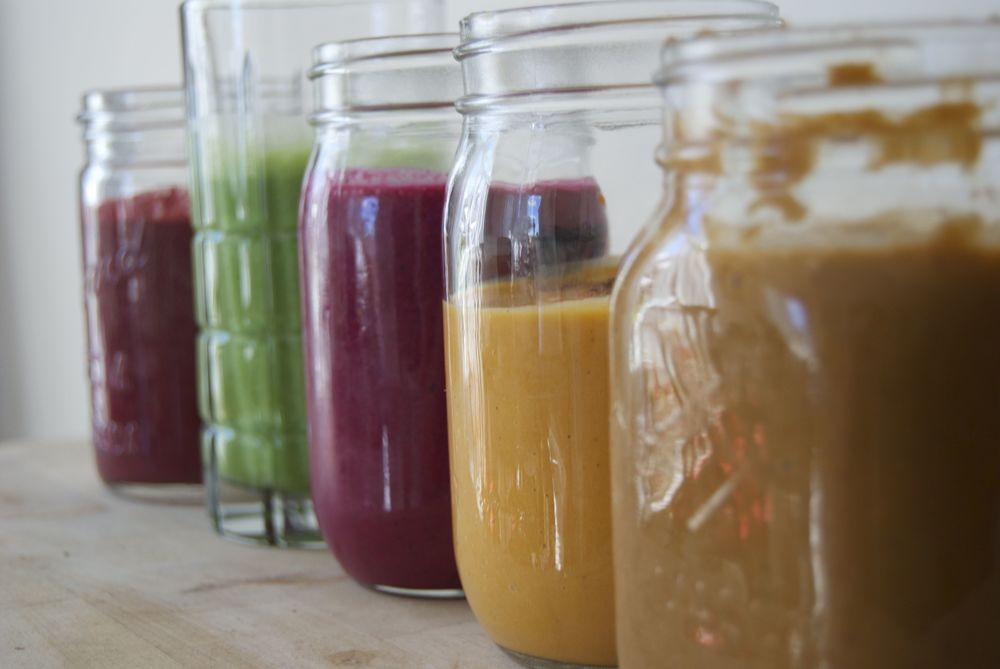 five-days-of-veggie-smoothies