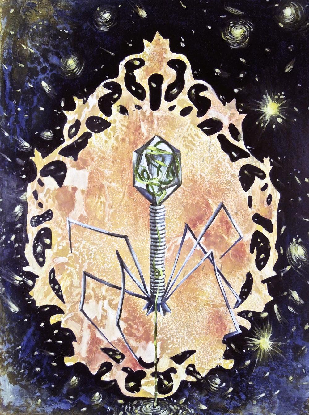 Tellurian Phage