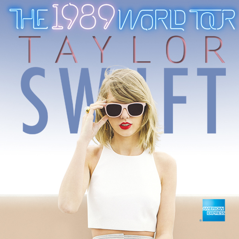 The same day Taylor Swift announced  the 1989 World Tour , she pulled her entire catalog from Spotify.