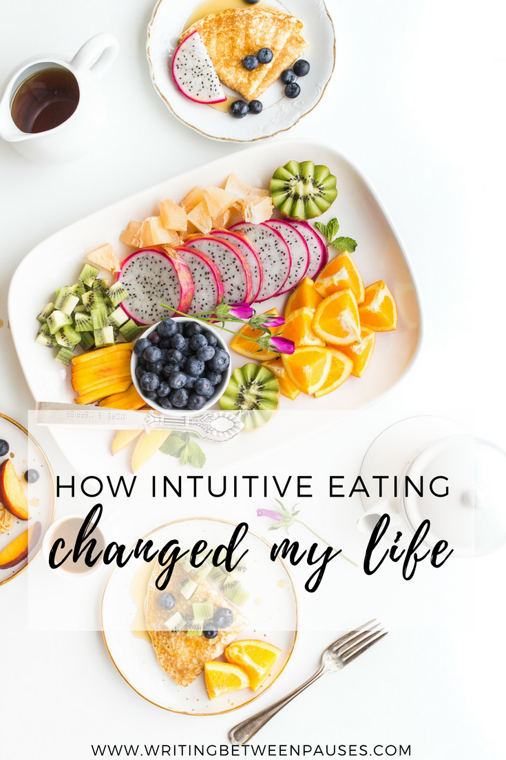 How Intuitive Eating Changed My Life Michelle Locke