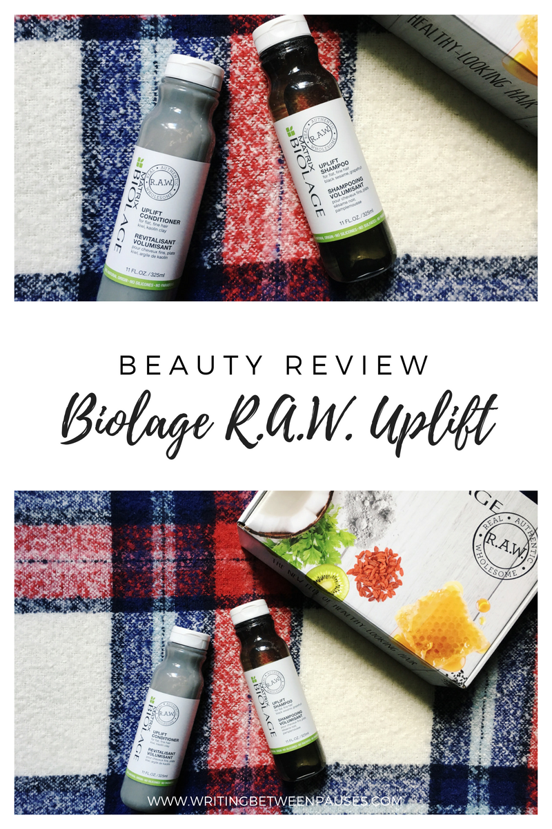 biolage raw shampoo