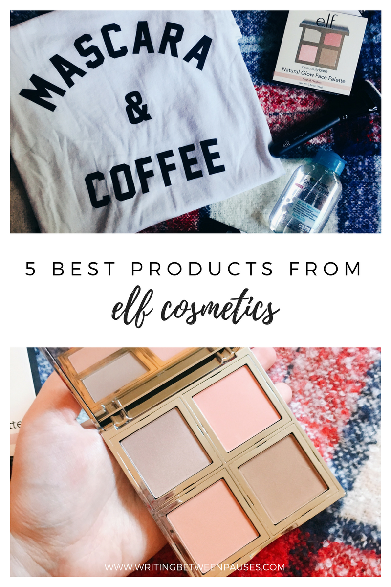 best elf drugstore products make up beauty