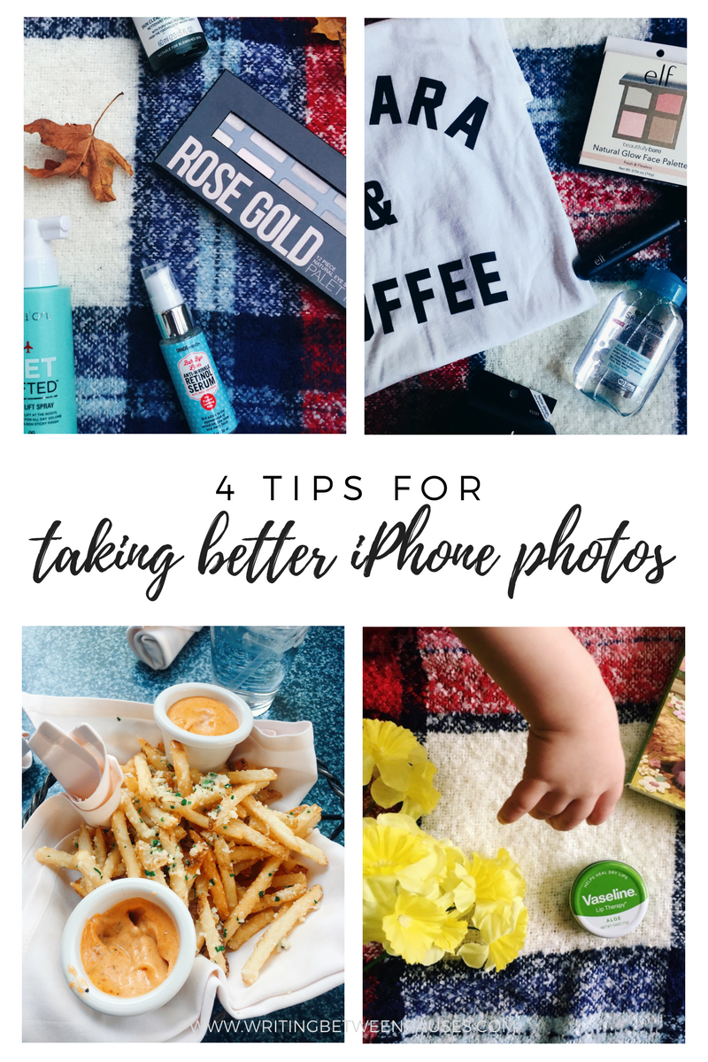 4 Tips for Taking Better iPhone Photos | Writing Between Pauses