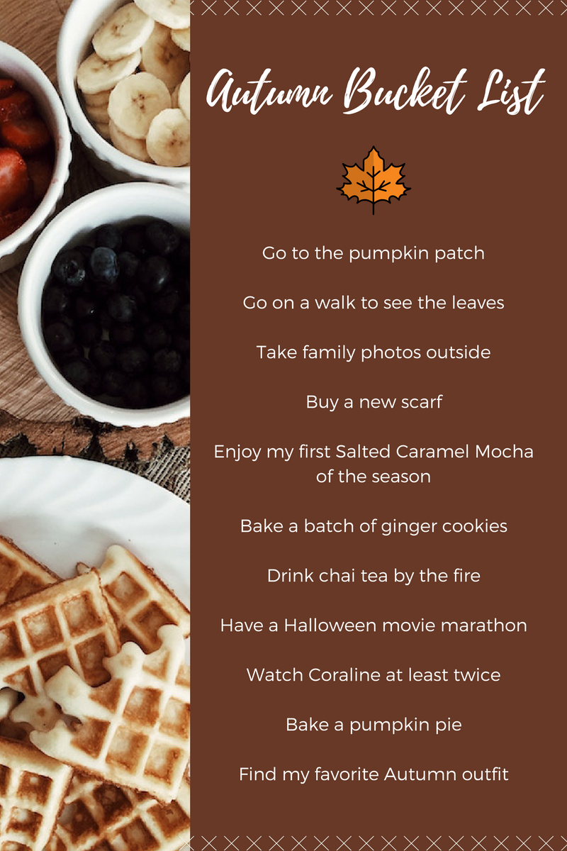 Free Autumn Printable | Writing Between Pauses