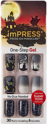 imPRESS Halloween Nails
