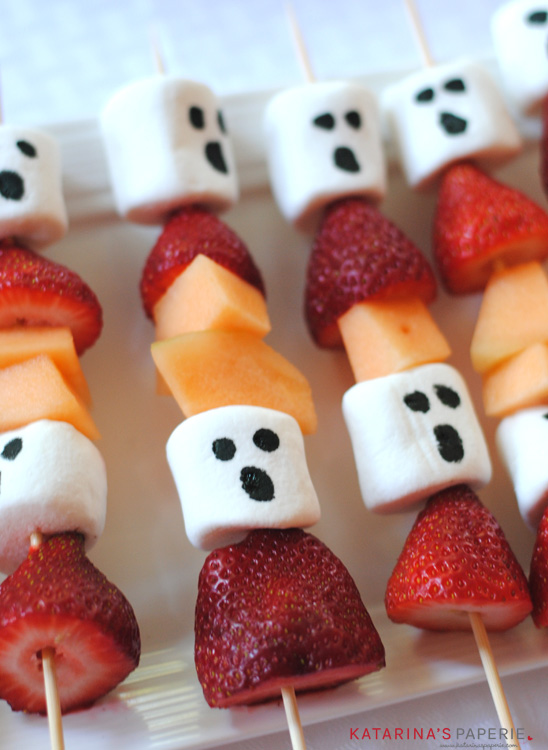 Fruit Kabobs | Writing Between Pauses