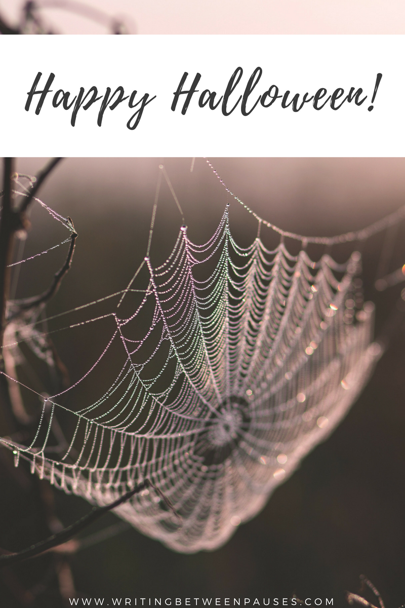 Happy Halloween! | Writing Between Pauses