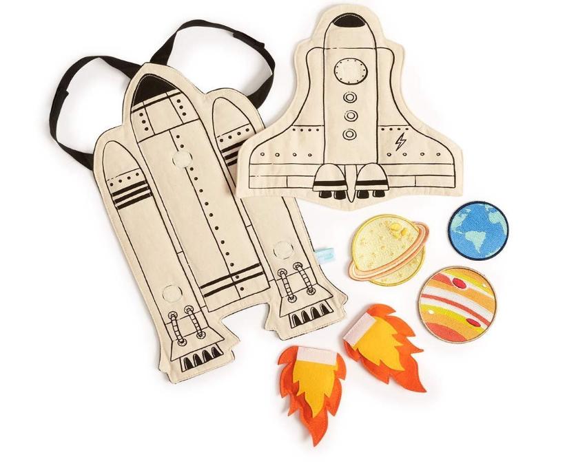 Seedling Littles Galaxy Rocket Adventure Kit | Writing Between Pauses