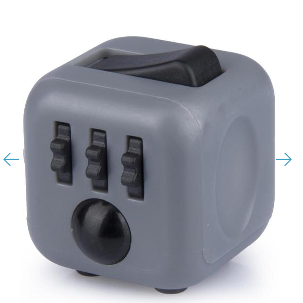 Fidget Cube | Writing Between Pauses