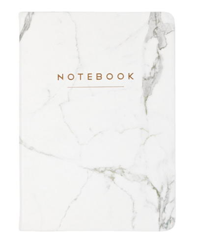 Marble Notebook for Blogger | Writing Between Pauses