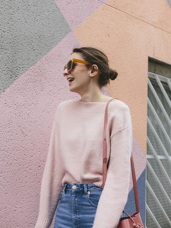 Millennial Pink -