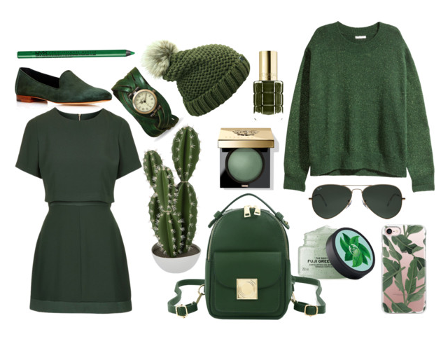 Color Series: Forest Green Inspiration