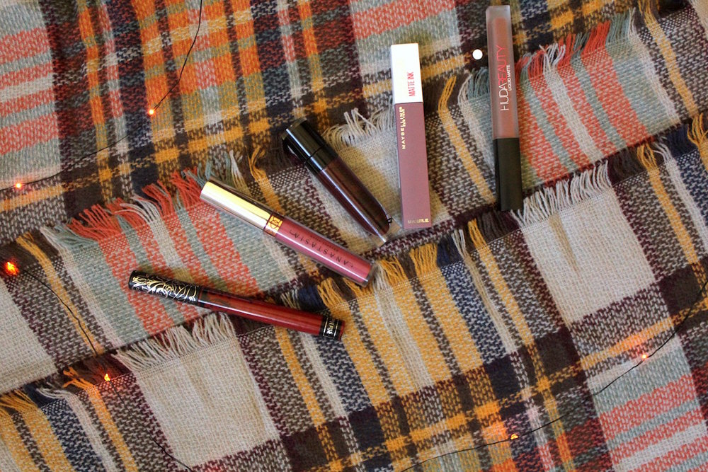 Best Autumn Lipsticks
