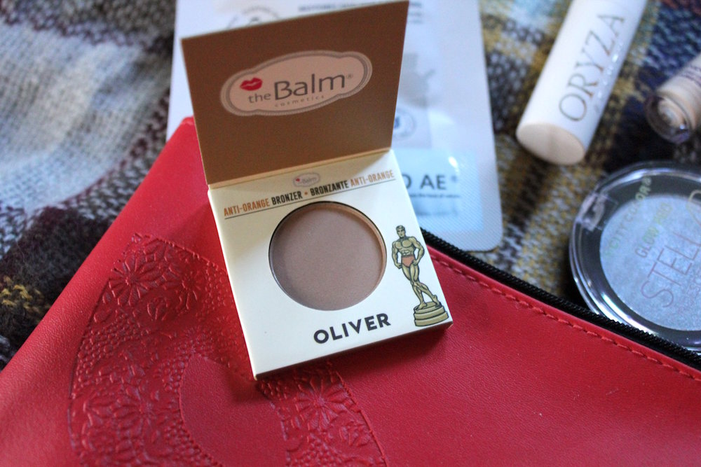The Balm's Take Home the Bronze