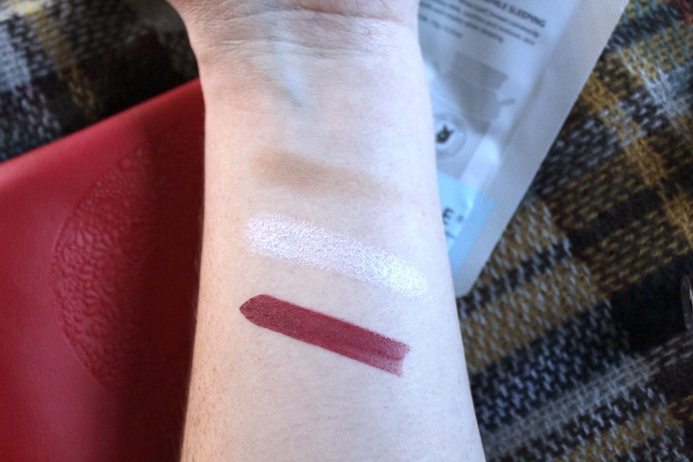 Ipsy Bag Swatches