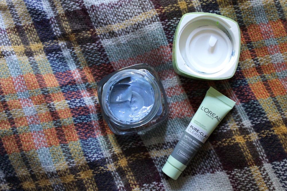 L'Oreal Calming Pure-Clay Mask