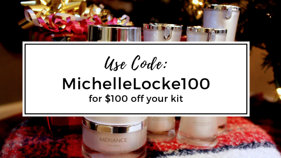 $100 off Meriance Kit