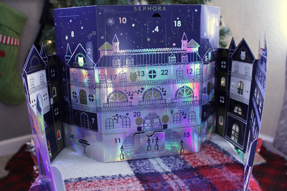The Sephora Once Upon a Castle Advent Calendar Value