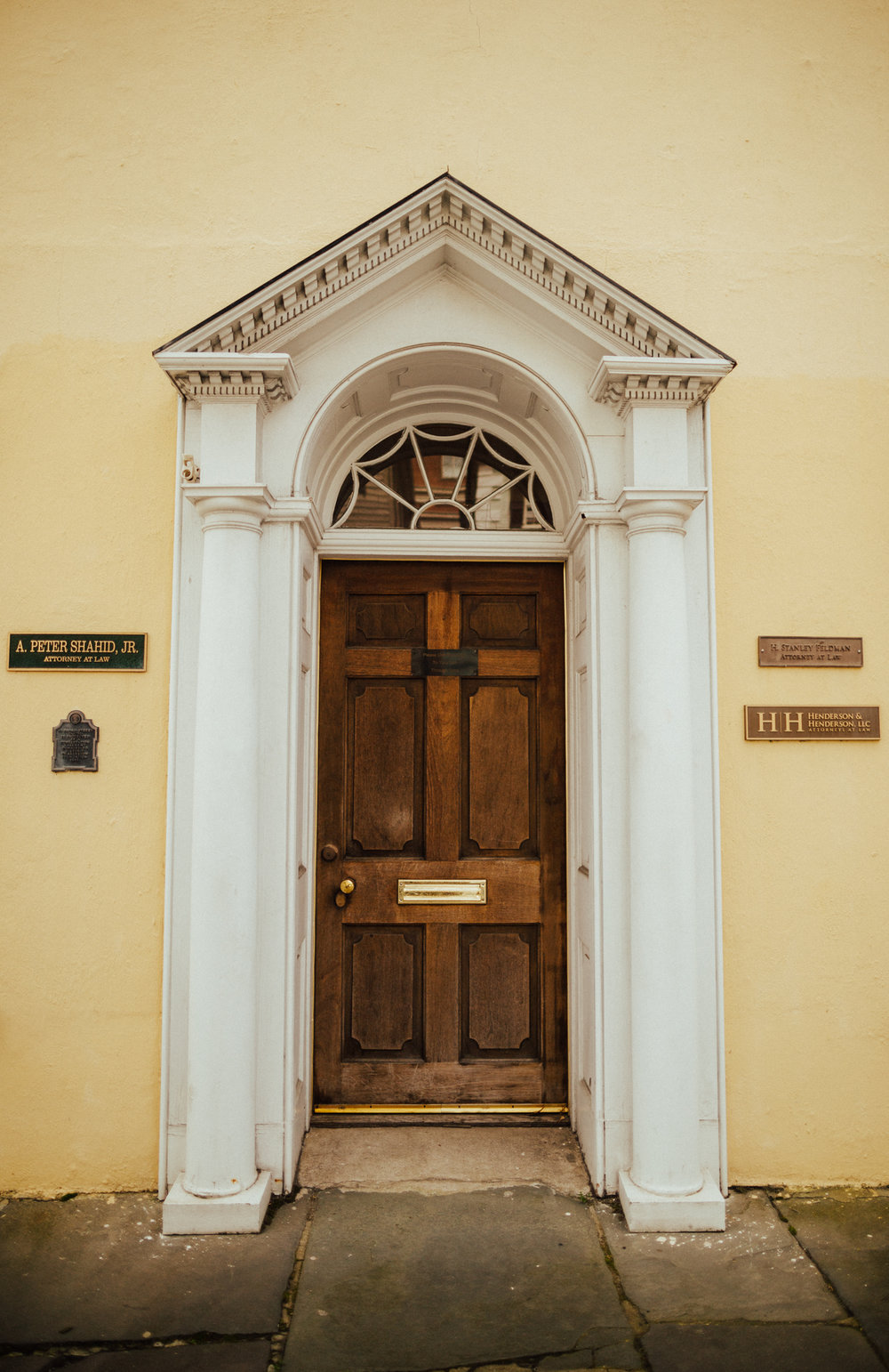 Beautiful Doorways in Charleston South Carolina-25.jpg
