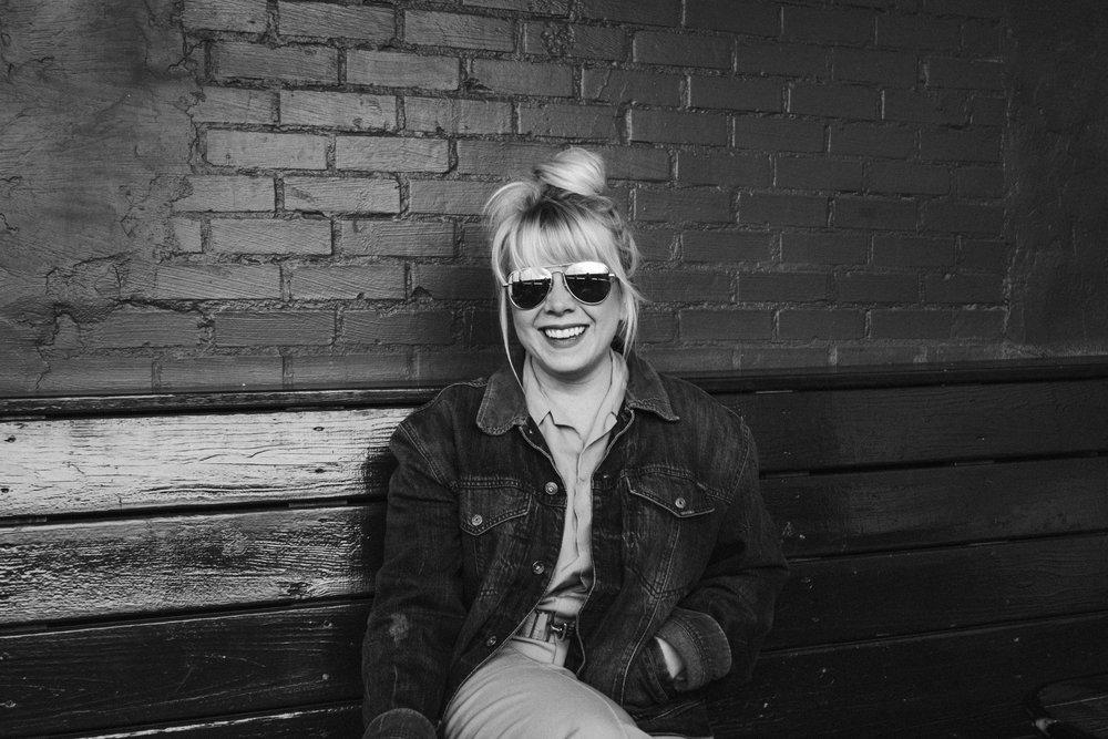 Meet Kansas City Wedding Photographer Hallie Sigwing. -