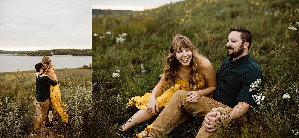 wildflower colorado wedding photos