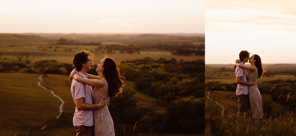 Estes Park Engagement Session Ideas