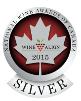 WineAlign National Wine Awards of Canada   Silver Medal