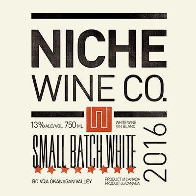 2016 SMALL BATCH WHITE     FIND OUT MORE >      This wine is summer in a bottle. Citrus and floral notes on the nose, hints of grapefruit and lemon on the palate, and a crisp and almost melon-like finish make this wine more of an experience than just a drink. Pairs well with sushi, pork, grilled peaches, and seafood. Also, easy to share so find yourself a friend (with a boat).