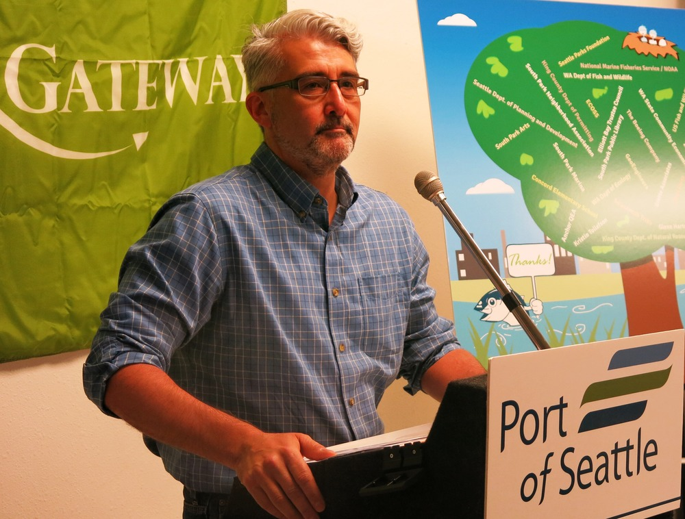 Bill Bryant,  Commissioner, Port of Seattle  Bill was born in Morton, grew up in Hoodsport, attended Capital High School in Olympia and studied trade and diplomacy at Georgetown University. After college he worked on trade issues for Governors Spellman and Gardner, trekked alone across China and Tibet, and in 1985 moved to Yakima where he eliminated trade barriers for Washington's apple industry.  In 1992, Bryant moved to Seattle and founded Brya nt Christie Inc., a company that works to eliminate foreign trade barriers, develops new international markets.  Commissioner Bill Bryant was elected to represent King County citizens as a Port of Seattle Commissioner in the fall of 2007. Bryant immediately began increasing the Port's transparency and public accountability, working to protect Puget Sound, and improving our transportation system. After only one year on the Commission, in 2009 he was elected President of the Commission by his peers. He served as Commission President for three consecutive years.  Growing up on Hood Canal and hiking in the mountains left him committed to protecting our environment. His experiences around the world gave him a deep understanding of how trade generates jobs here, and how fortunate we are to live in Washington State.
