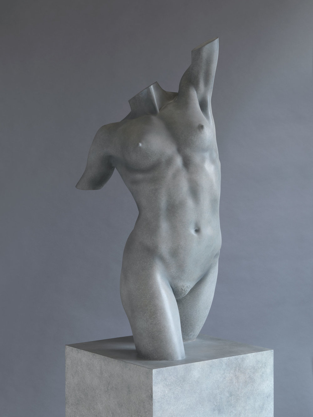 4. Artemis by Nick Bibby, Edition of 9, 80 x 22 x 21 inches (2013 x 56 x 53cm).jpg