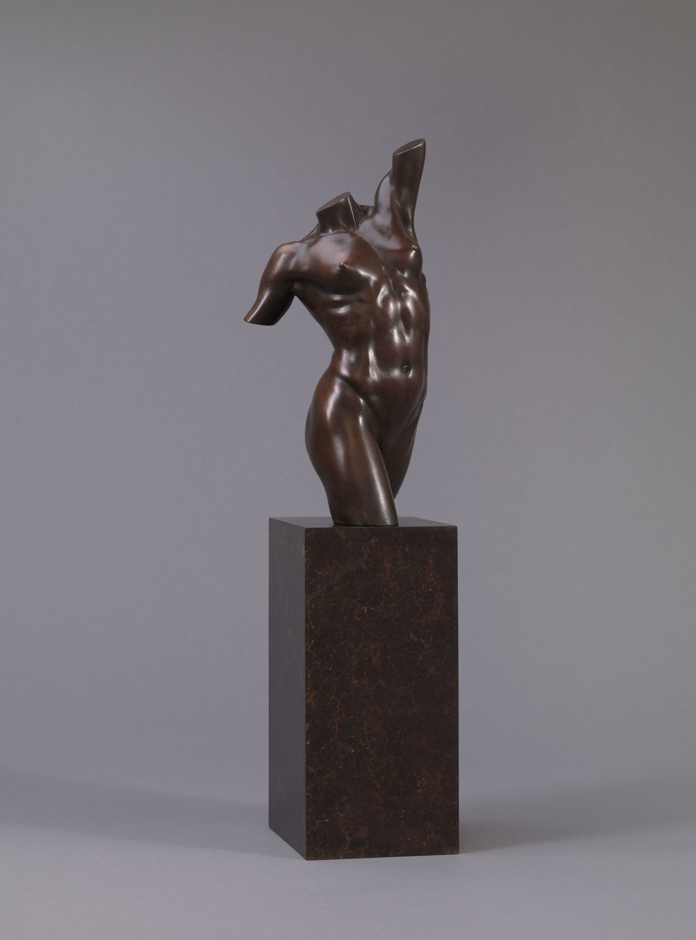 6. Artemis Maquette by Nick Bibby, Edition of 12, 19 x 5 x 5 inches (48 x 13 x 13cm).jpg