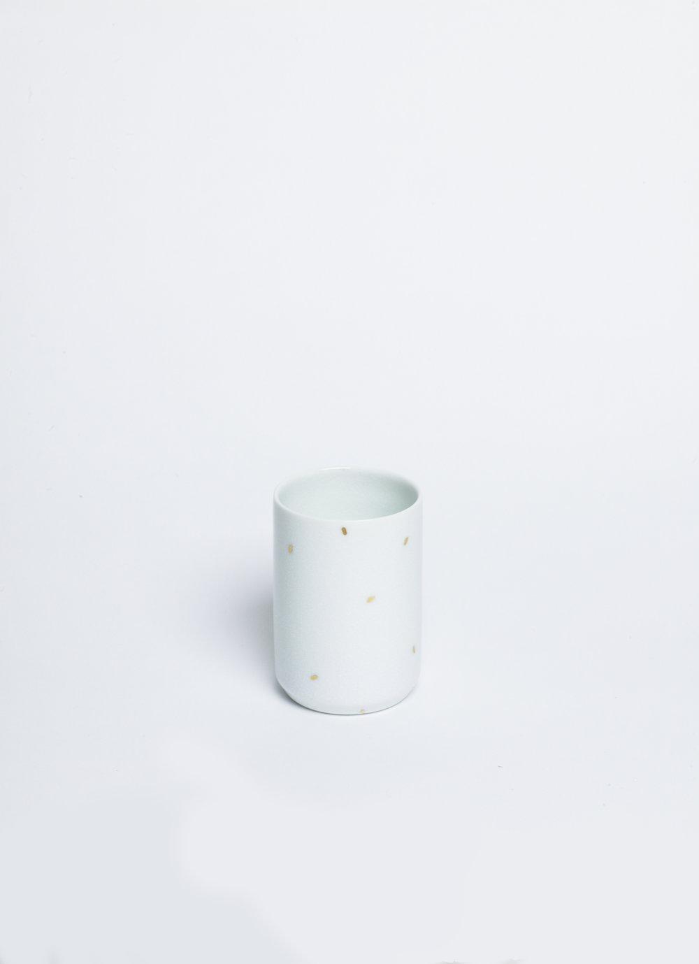 50a-b.White Porcelain Cup (3)