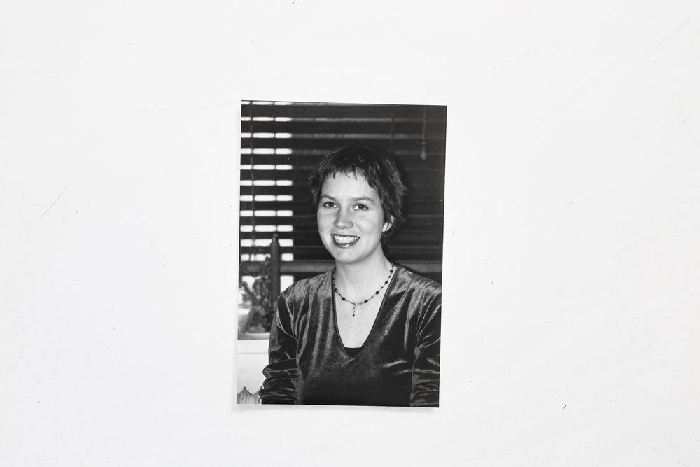 Katrine, 1999. Katrine use to work as a pedagogue in the psychiatry.