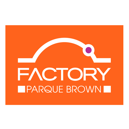 FACTORY PARQUE BROWN    Buenos Aires, Buenos Aires     www.factoryshopping.com.ar