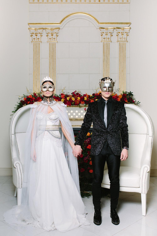 Love, Balmain Wedding Couple