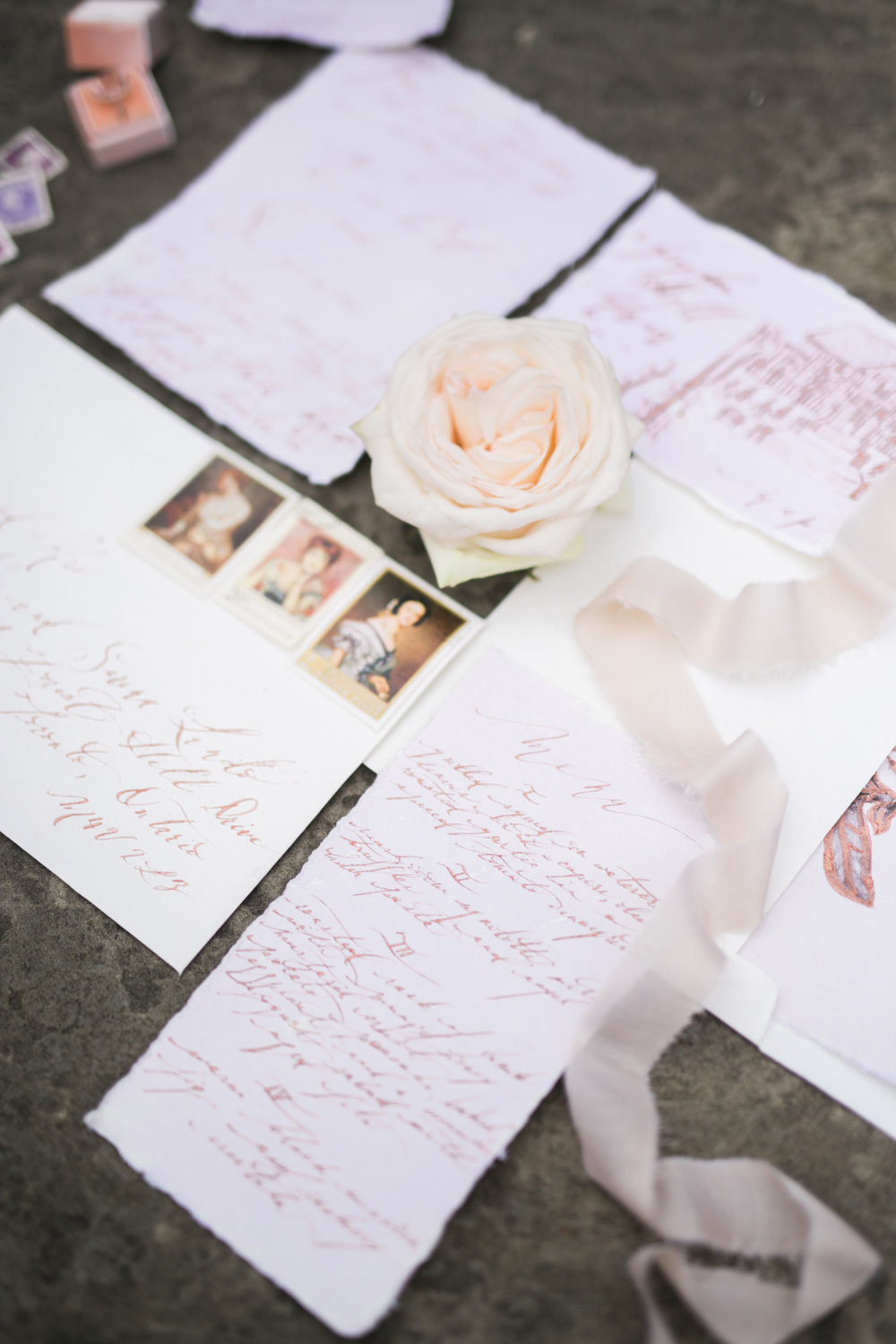 Fairytale Wedding Invitation Suite