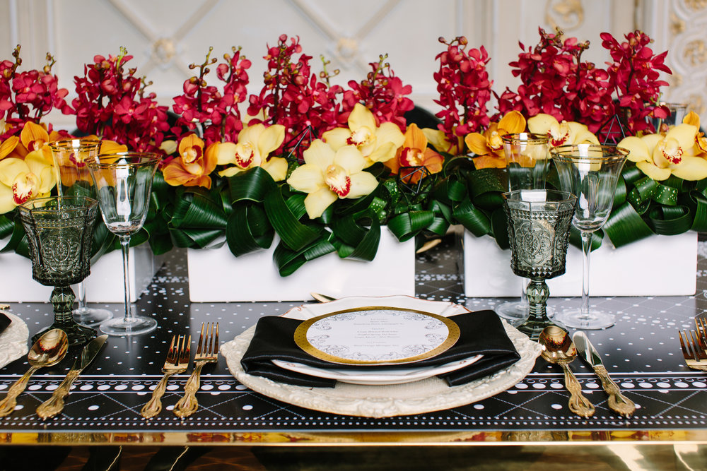 Reception - Love, Balmain (Wedluxe)